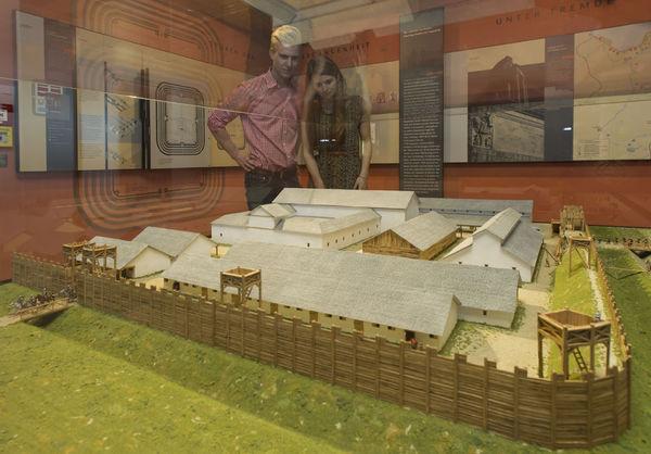 Im Museum Quintana erleben Sie 7000 Jahre Geschichte hautnah