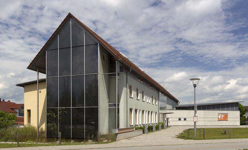 Die Tourist-Info in Künzing