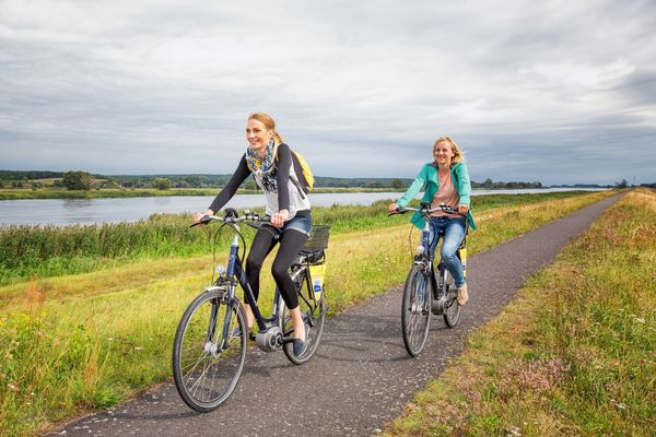 Im Oderbruch, Foto: Tourismusverband Seenland Oder-Spree e.V.