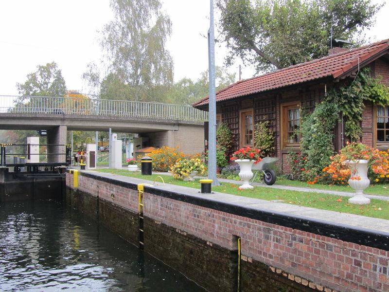 Schleuse Kummersdorf, Foto: TV Seenland Oder-Spree e.V.