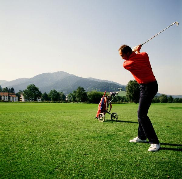 Golfen in Lahr-Reichenbach