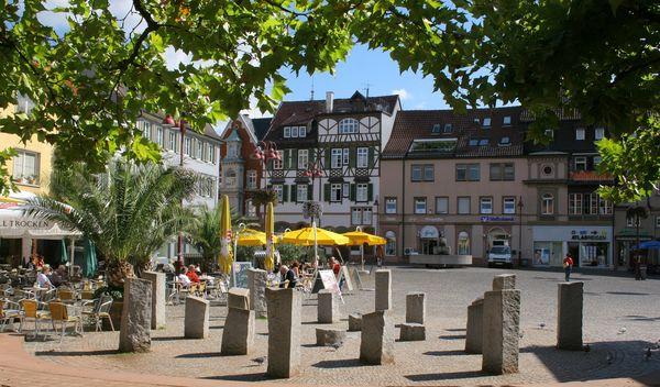 Marktplatz Lahr