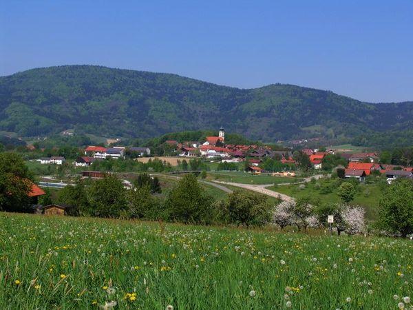 Die Gemeinede Lalling im Landkreis Deggendorf