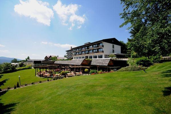 Hotel Sonnenhof****S in Lam im Bayerischen Wald