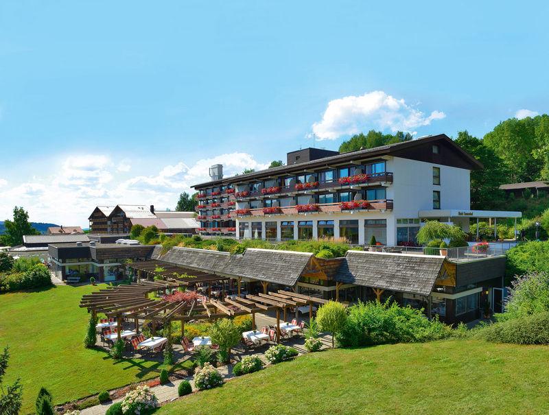 Hotel Sonnenhof****S in Lam