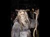 Phantasievolle Masken treiben ihr Unwesen bei der Lamer Rauhnacht