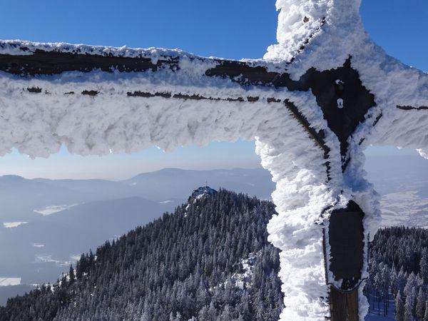 Winterglück am Osser