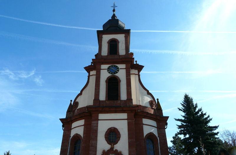 Katholische Barockkirche St. Michael