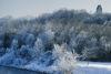 Winter in Landau an der Isar