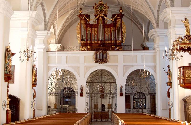 Stadtpfarrkirche St Maria Himmelfahrt Tourismusverband Ostbayern Ev