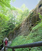 Ein Naturereignis: Der wachsende Felsen in Usterling