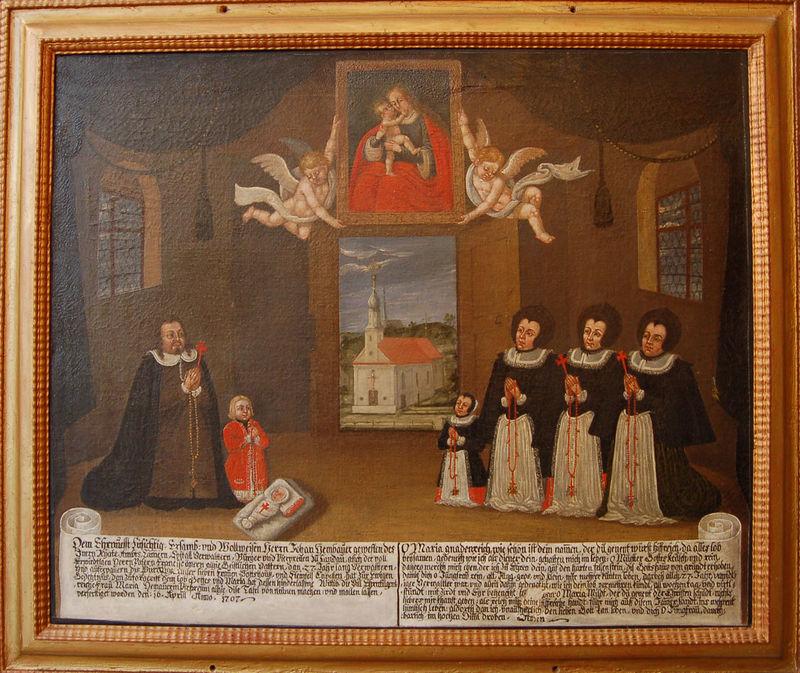 Wallfahrtskirche Maria im Steinfels