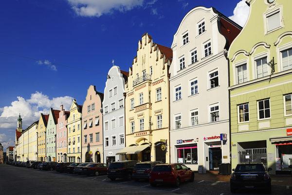 Neustadt von Landshut
