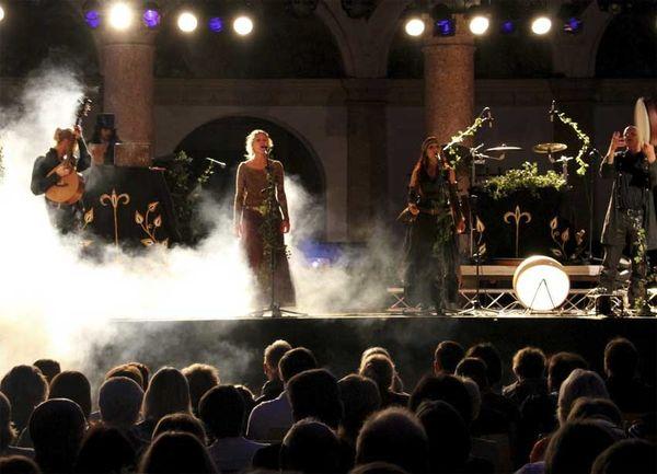 Konzert bei den Landshuter Hofmusiktagen