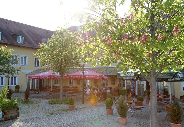 Bürgersaal beim Alten Wirt in Langenbach