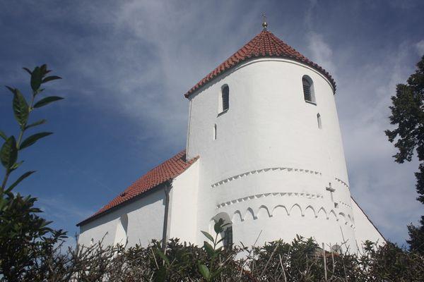 Kirchturm der Filialkirche St. Pauli Bekehr in Langenbach