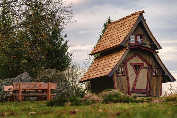 Hexenhaus am Sohlberg