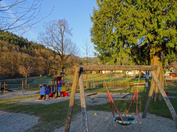 Spielplatz Oberdorf