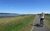 Angeln und Radfahren an der Oder, Foto: TV-SOS