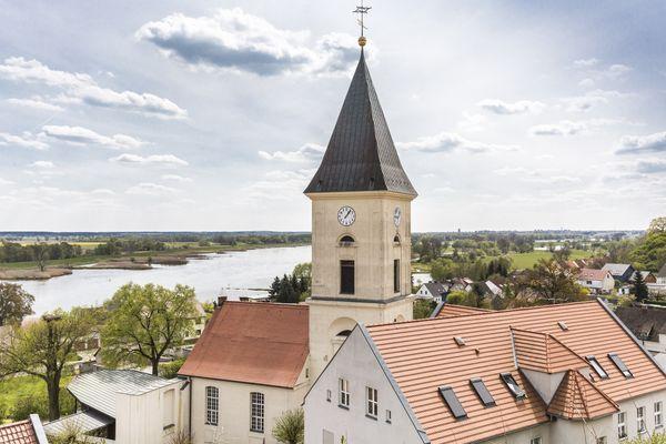 Stadtpfarrkirche Lebus, Foto: TMB-Fotoarchiv/Steffen Lehmann