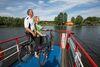 Fahrrad- und Personenfähre Leißnitz, Foto: Florian Läufer