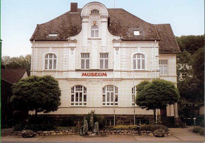 Museum der Stadt Lennestadt - im alten Amtshaus