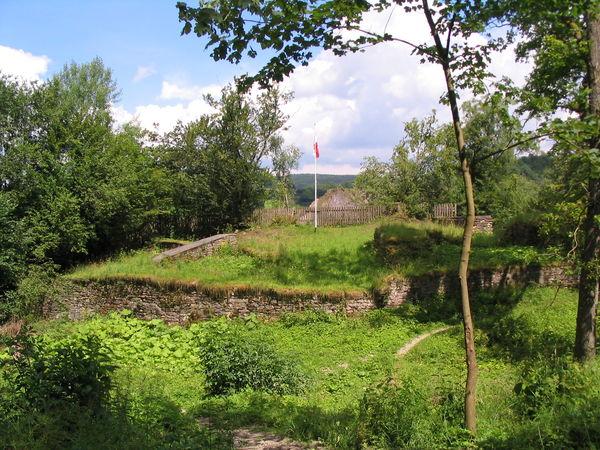 Burgruine Peperburg (Burg Gevore)