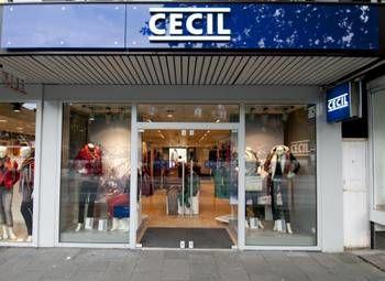 Cecil Store - Außenansicht