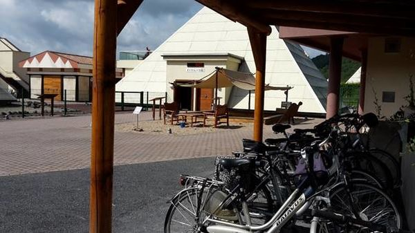 E-Bike Akku-Ladestation Galileo-Park