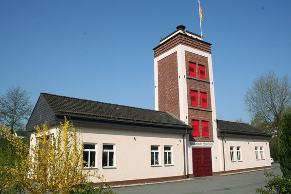 "E-Bike Akku-Ladestation ""Historischer Feuerwehrturm"""