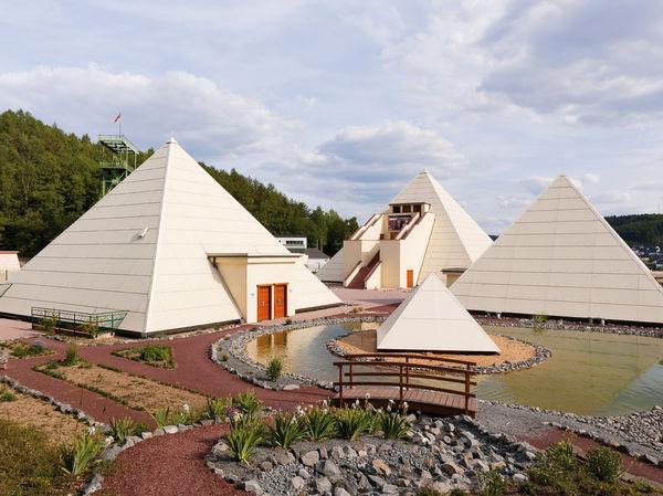 Galileo Park - Wissens- und Rätselpark in den Sauerland-Pyramiden