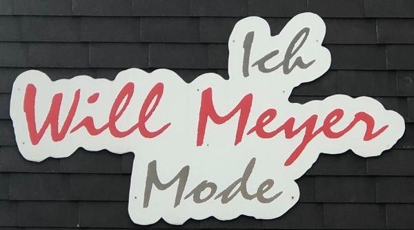 Logo Ich Will Meyer Mode