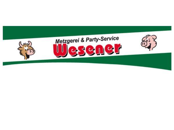 Logo Metzgerei & Party-Service Wesener