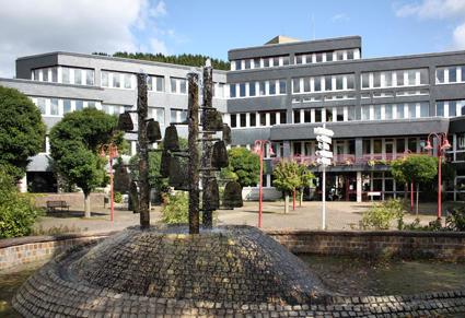 Rathaus Stadt Lennestadt in Altenhundem