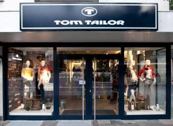 Aussenansicht Tom Tailor Store