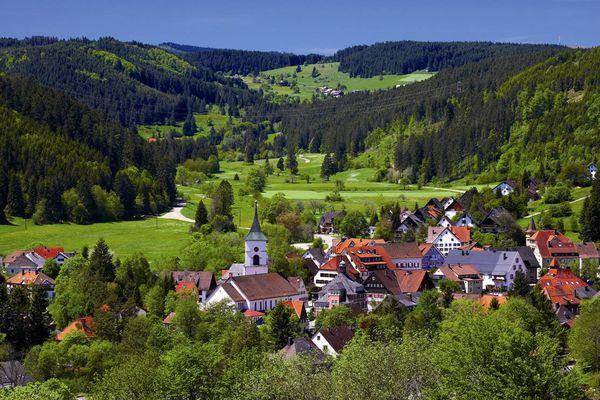 Lenzkirch zwischen Feldberg, Wutachschlucht, Titisee und Schluchsee
