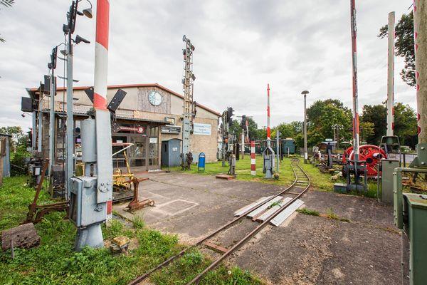Eisenbahnmuseum Letschin, Foto: Florian Läufer