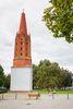 Schinkelturm in Letschin, Foto: Florian Läufer