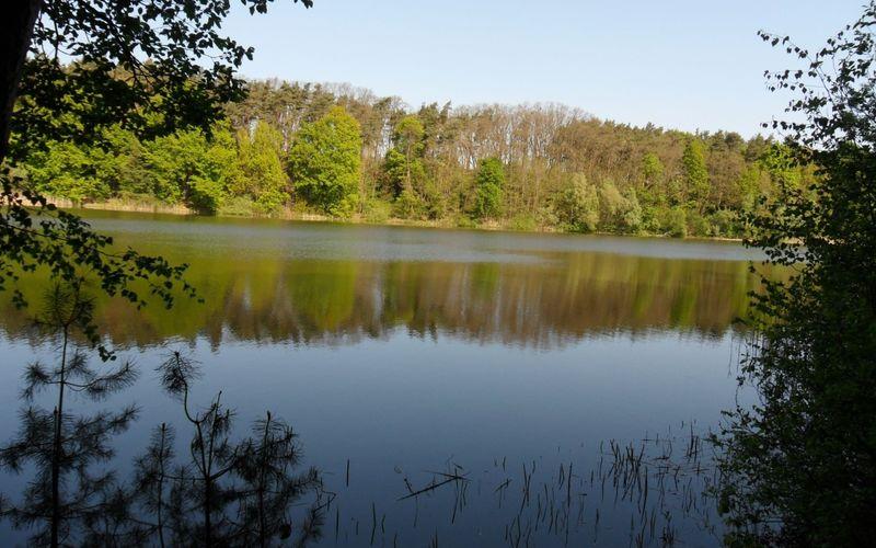 """7. Etappe """"66-Seen-Wanderweg"""": Die Seenkette im Gamengrund"""