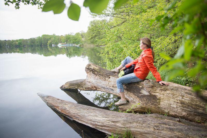 """7. Etappe """"66-Seen-Wanderweg"""": Die Seenkette im Gamengrund - Leuenberg bis Strausberg"""