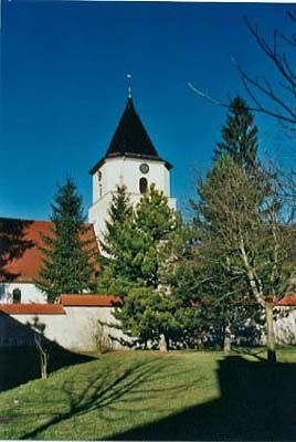 Johanneskirche in Lichtenstein-Unterhausen