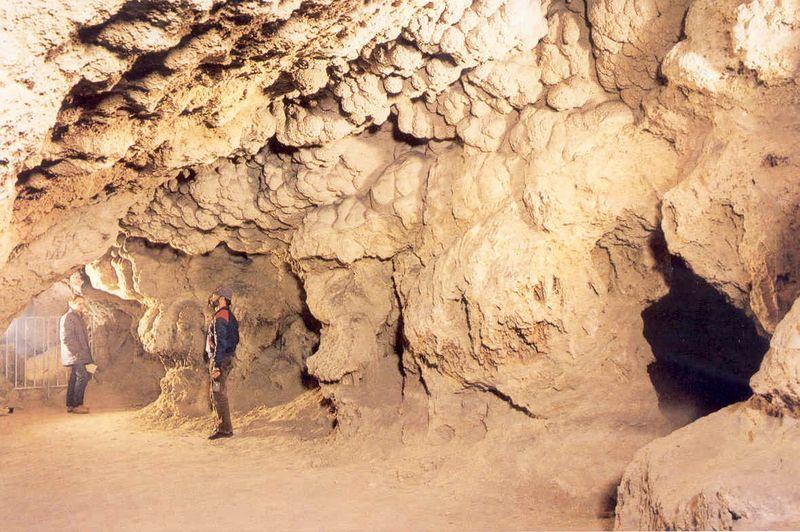 Olgahöhle bei Lichtenstein-Honau