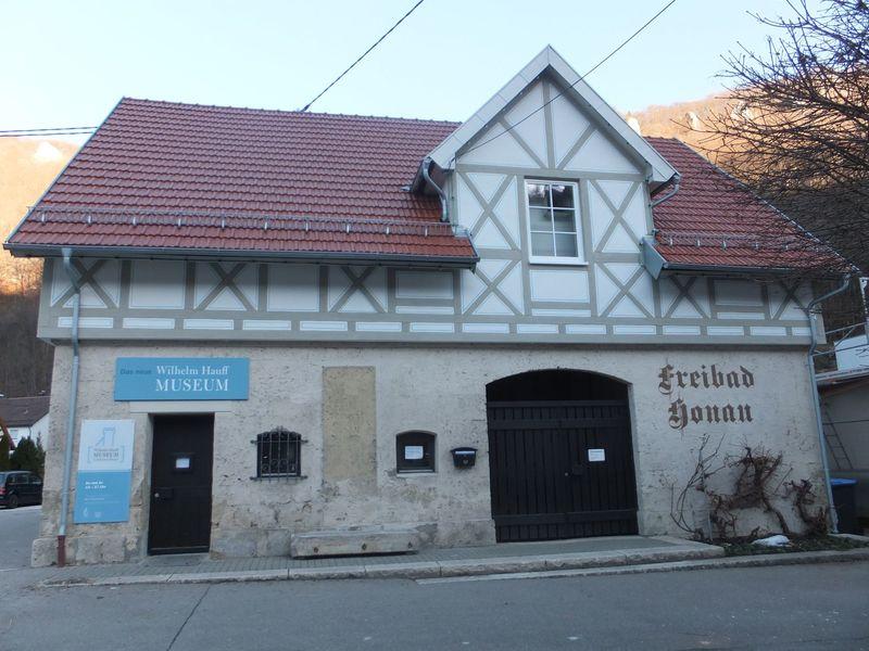 Wilhelm-Hauff-Museum in Lichtenstein-Honau