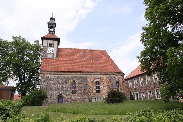 Kirche Lietzen Nord, Foto: TV SOS
