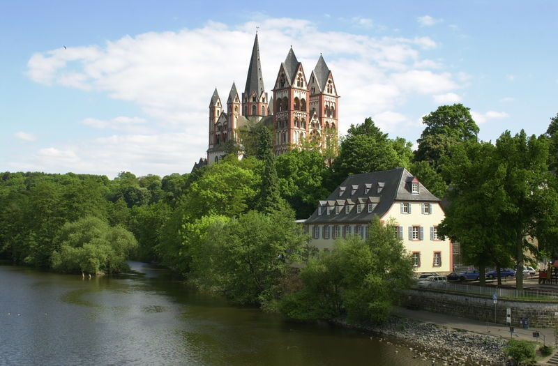 St. Georgs cathedral Limburg