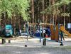 Naturcampingplatz am Springsee - Spielplatz und Familienbereich