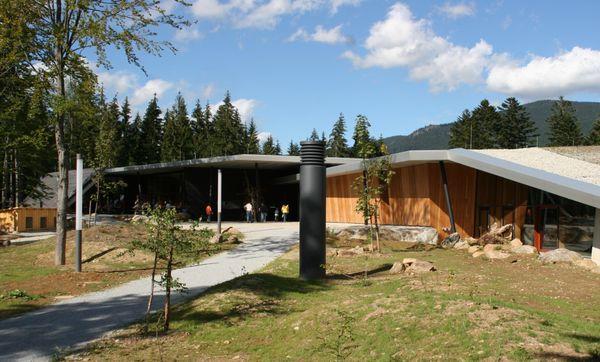 Besucherzentrum Haus zur Wildnis in Ludwigsthal im ArberLand Bayerischer Wald