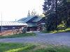 Das Falkensteiner Schutzhaus am Großen Falkenstein im Nationalpark