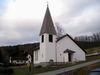Die Filialkirche St. Gunther in Buchenau in der Gemeinde Lindberg
