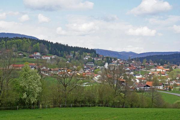 Lindberg liegt im Herzen des Nationalparkes Bayerischer Wald